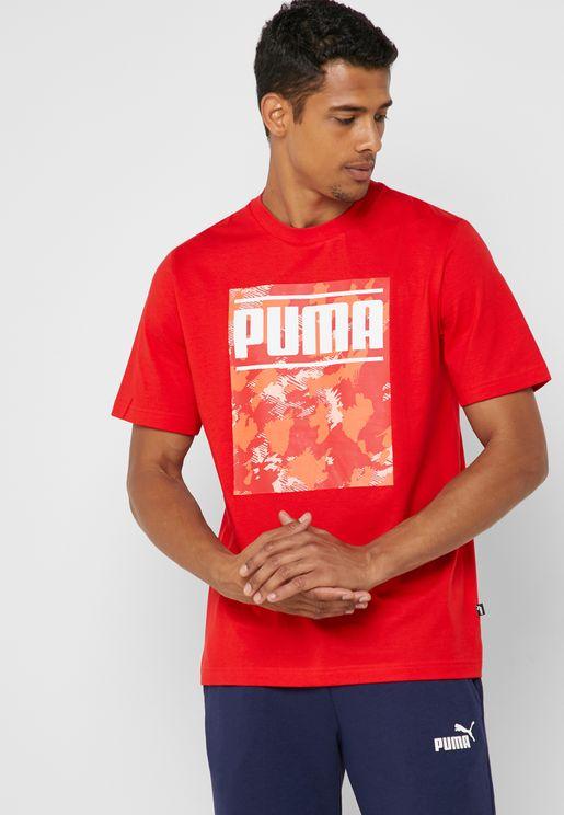 pretty nice 94783 a4e5a Camo Pack Logo T-Shirt