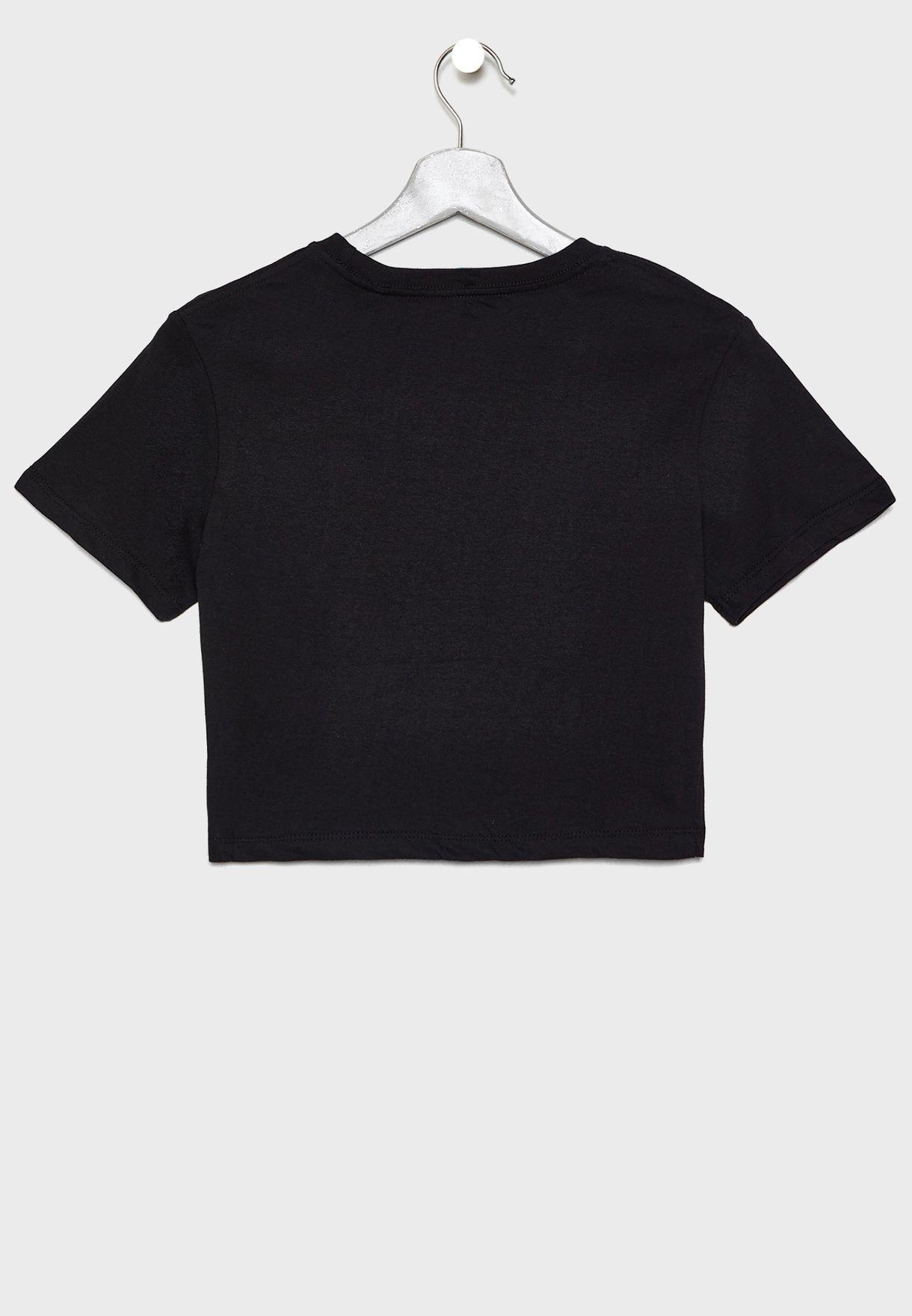 Teen Wide Sleeve T-Shirt