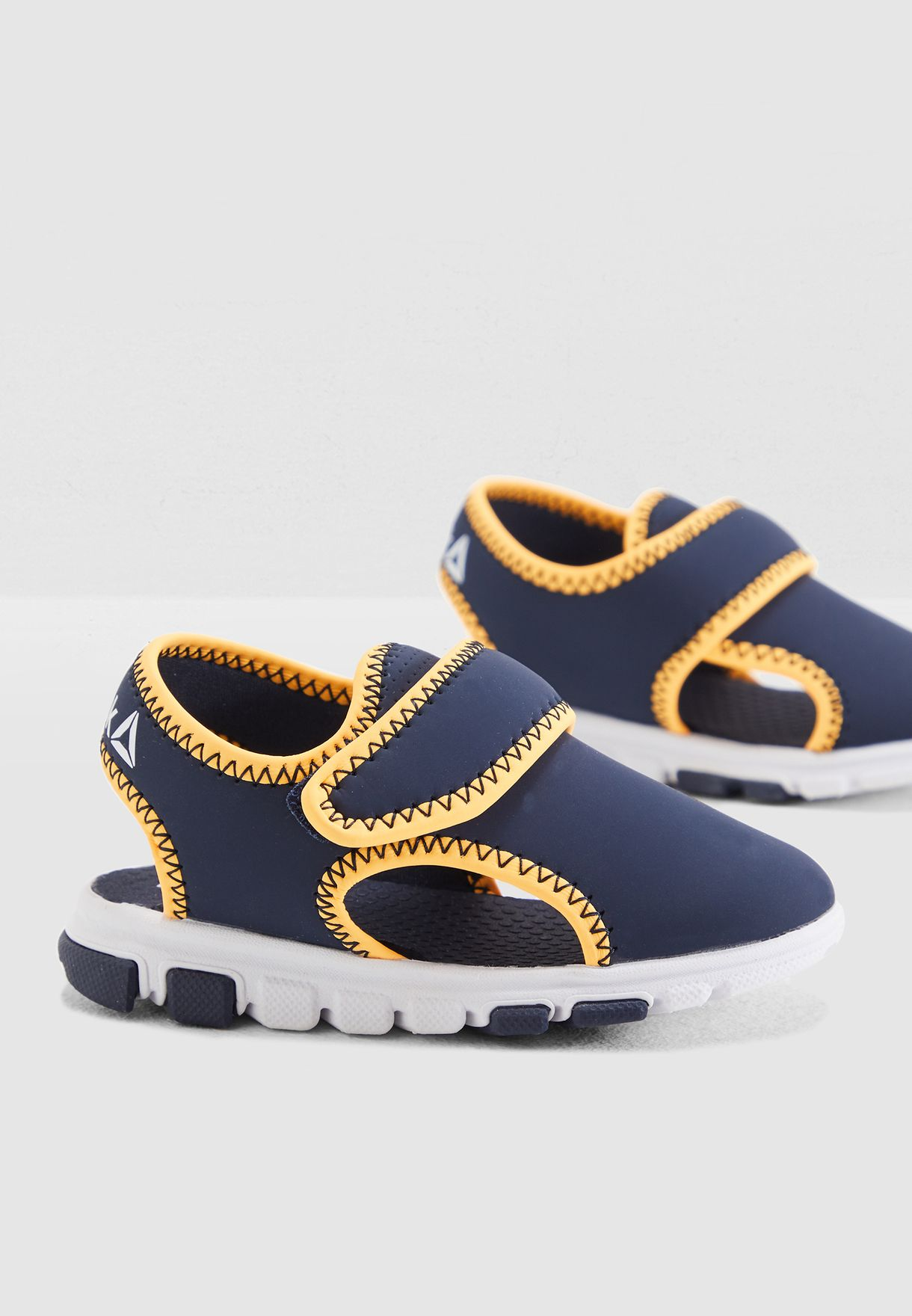 e0d1b176f6a Shop Reebok navy Infant Wave Glider III CN8614 for Kids in Bahrain -  19000SH63LDP