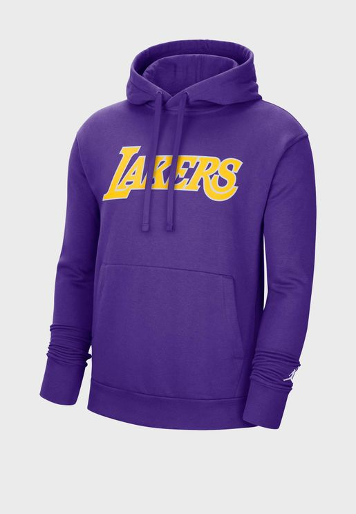 Los Angeles Lakers Statement Fleece Hoodie