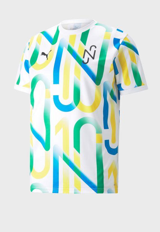 Neymar Jr. Copa Graphic T-Shirt