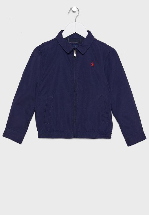Little Pocket Detail Jacket
