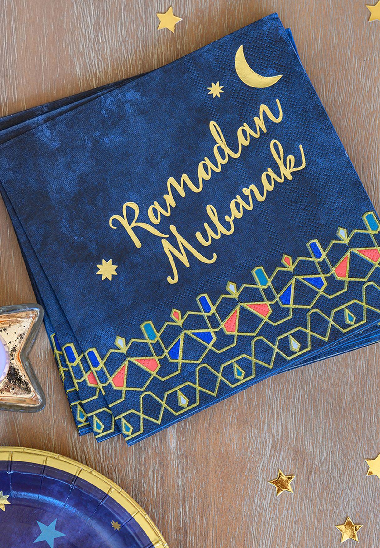 Ramadan Mubarak Napkin