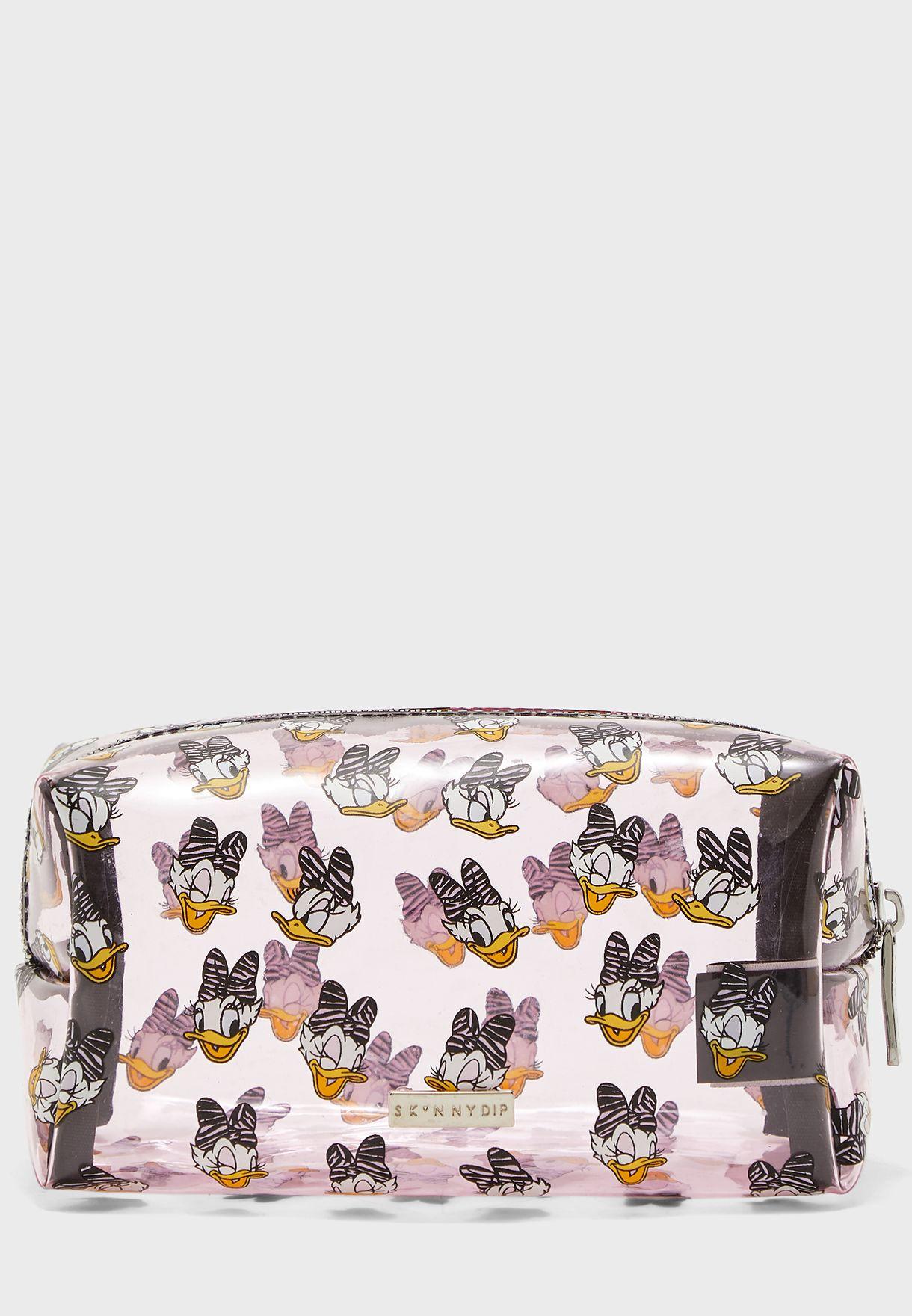 Disney Daisy Duck Makeup Bag