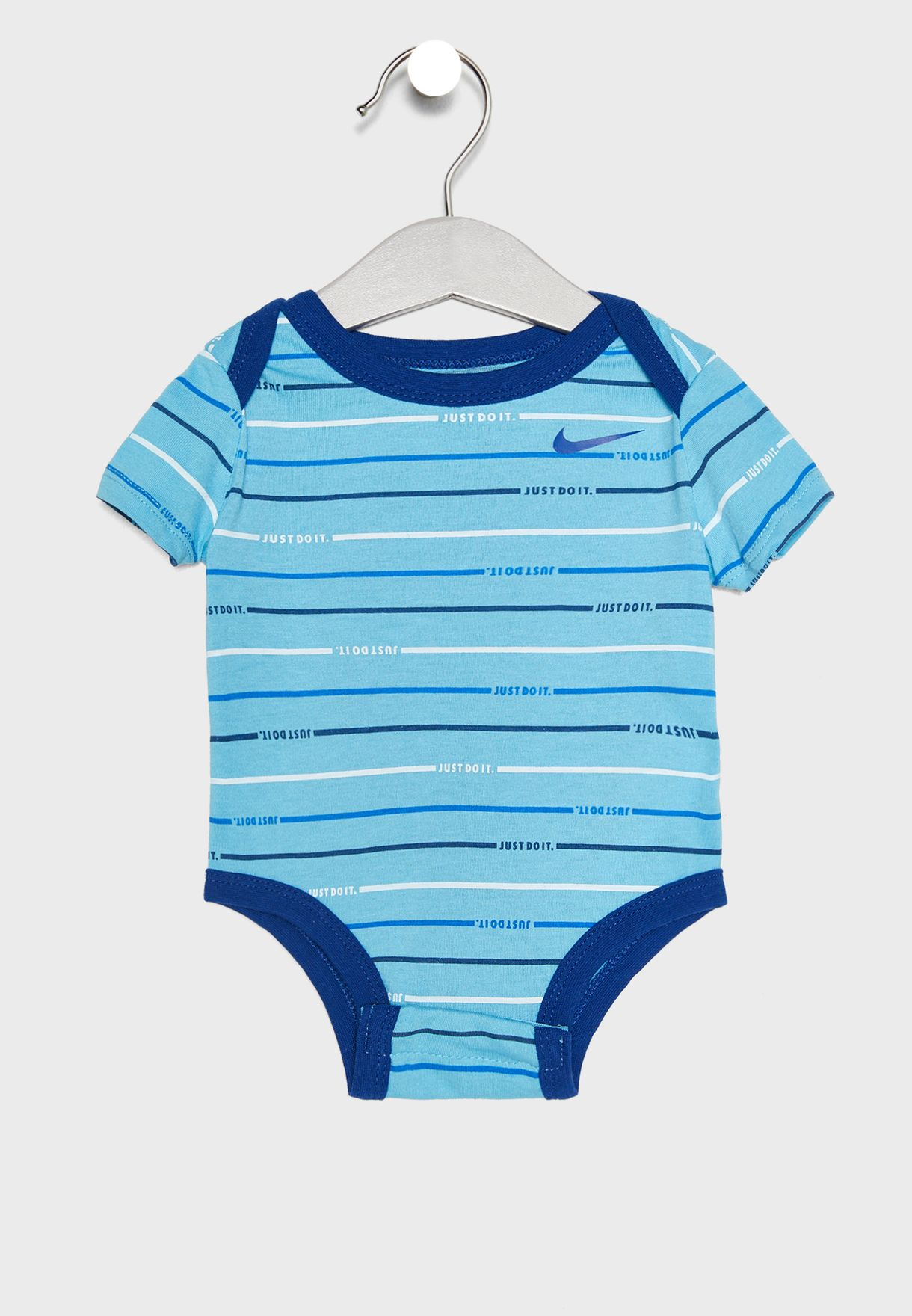 Infant 3 Pack Just Do It Bodysuit