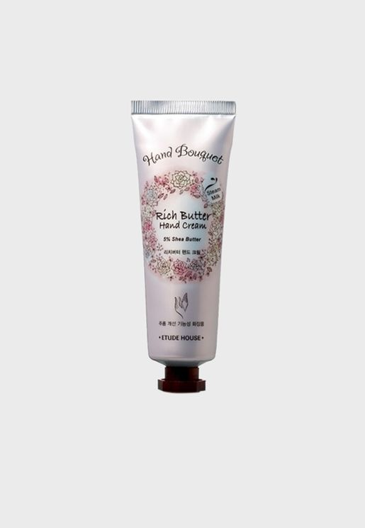 Hand Bouquet Rich Butter Hand Cream