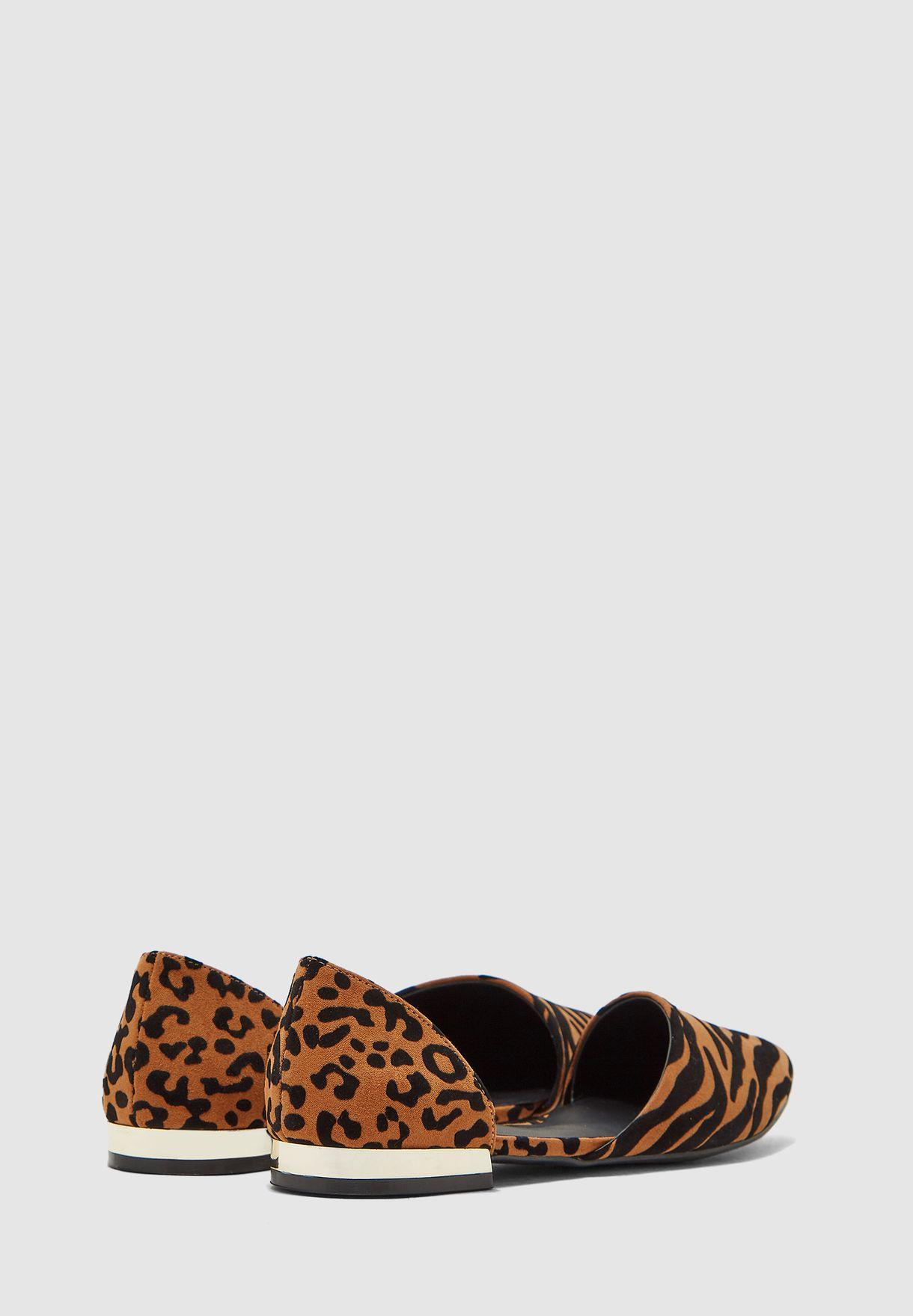 حذاء باليرينا كاجوال
