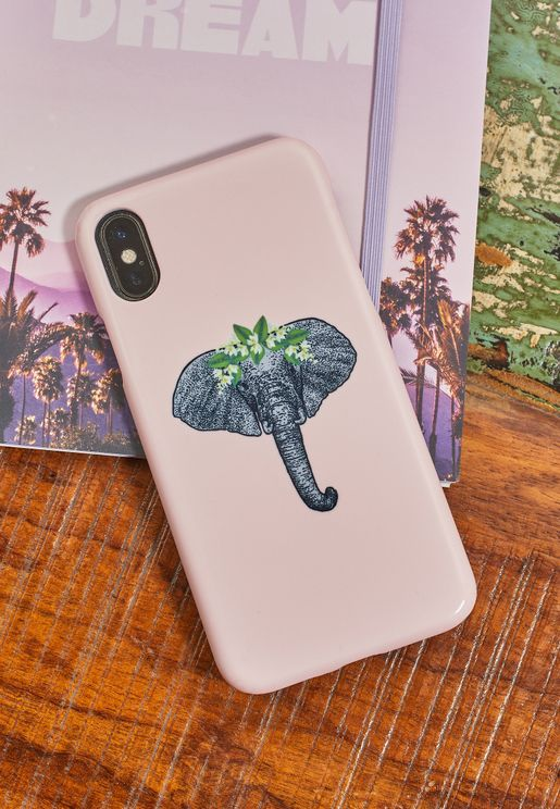Elephant iPhone 7/8/X/XS/XS Max/XR Case