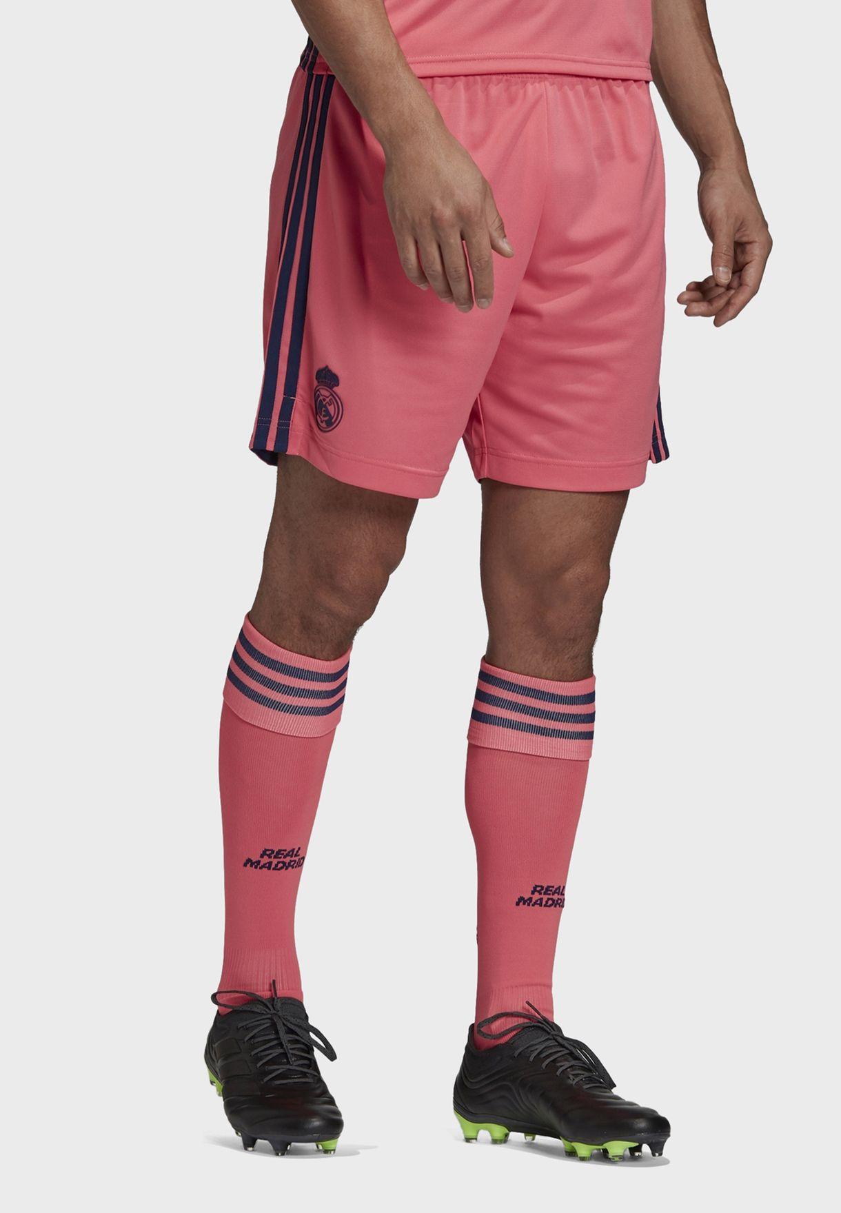 Real Madrid Away Shorts