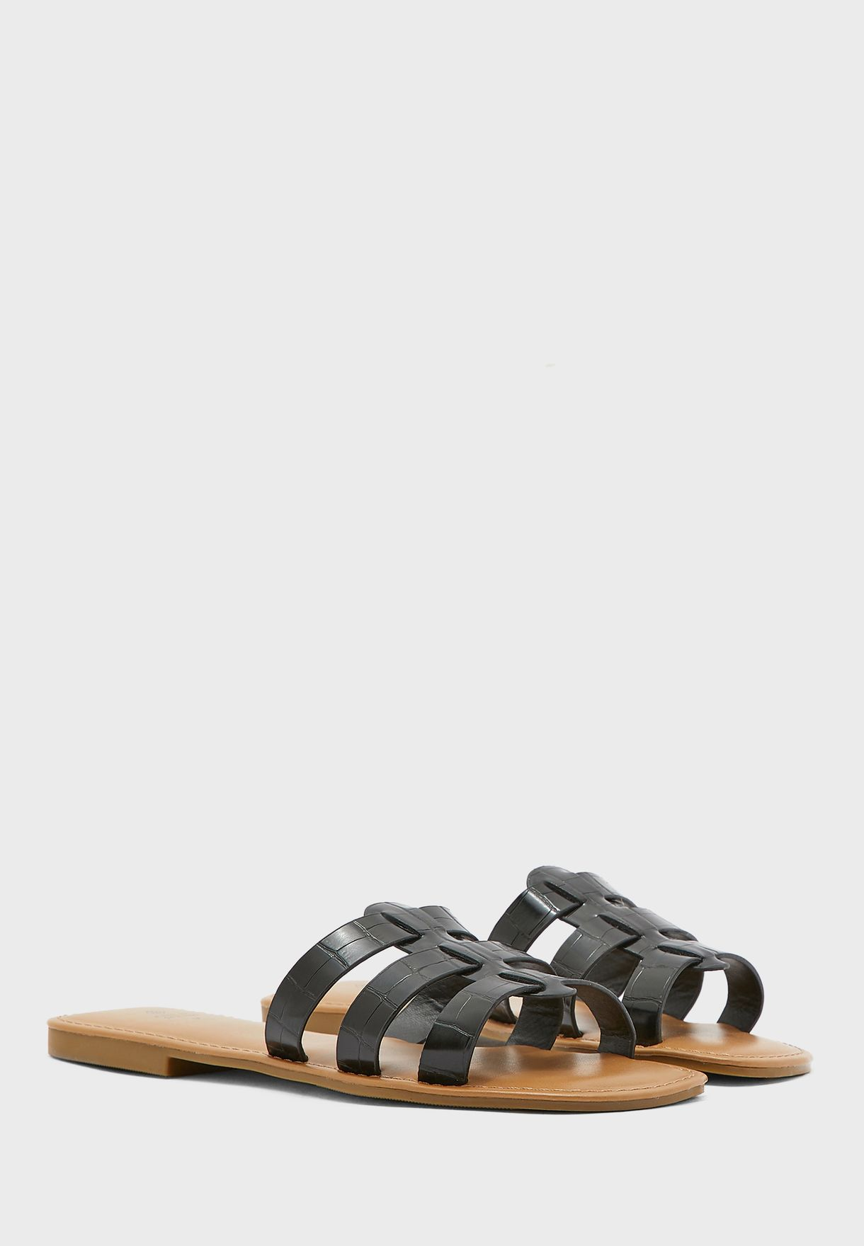 Kolia Flat Sandal