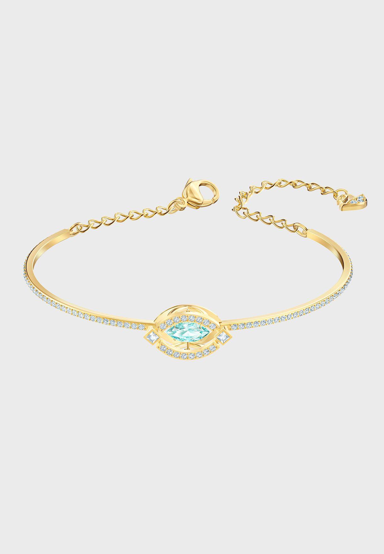 Sparkling Bangle Bracelet