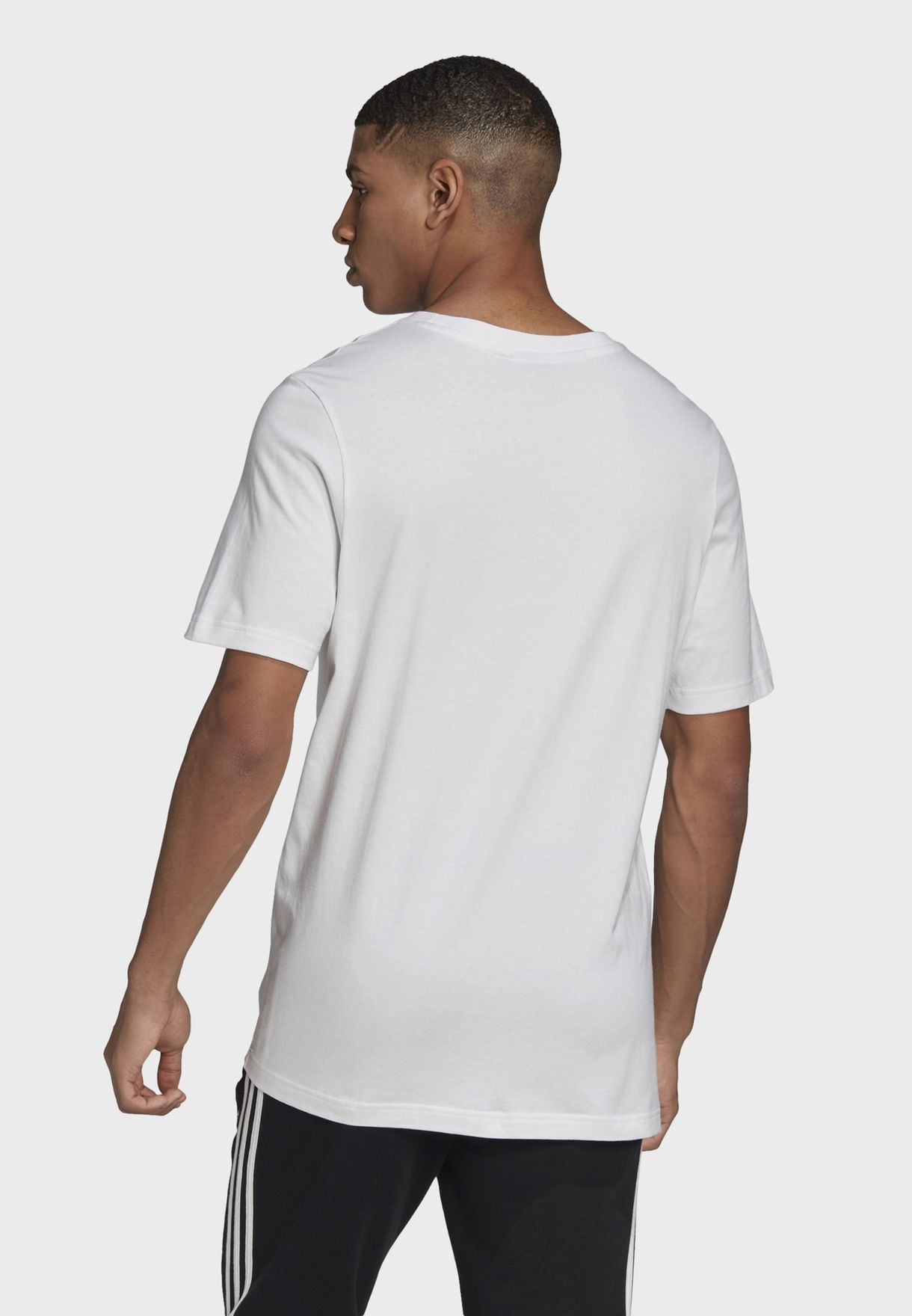 3 Stripes Sprt Collection Casual Men's T-Shirt