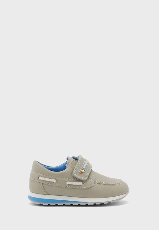 حذاء للبيبي بشريط فيلكرو