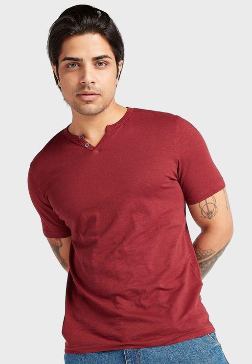 Essential V-Neck T-Shirt