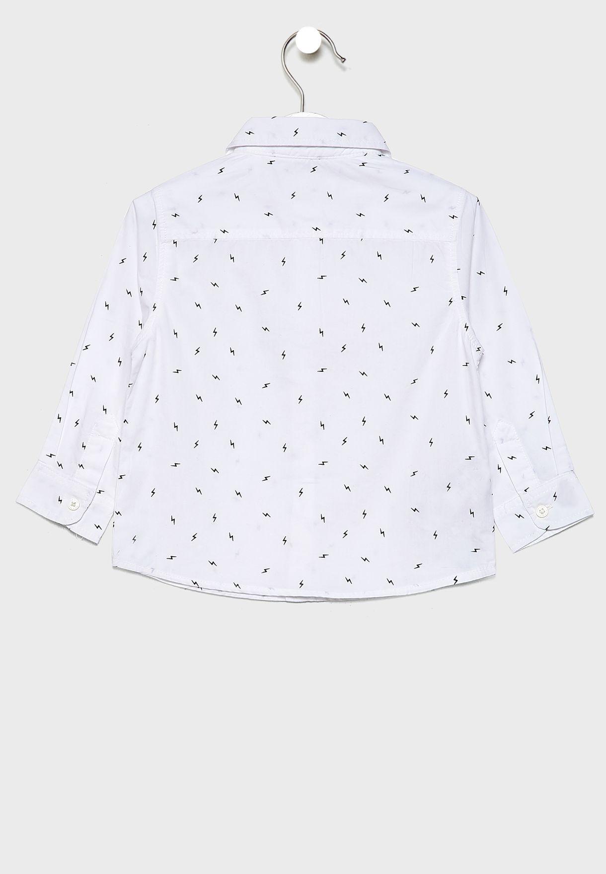 قميص بازرار