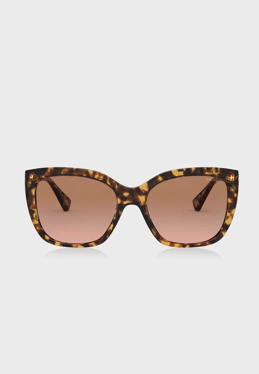 0RA5265 Square Sunglasses