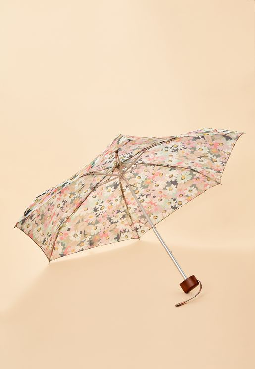 Floral Foldable Umbrella