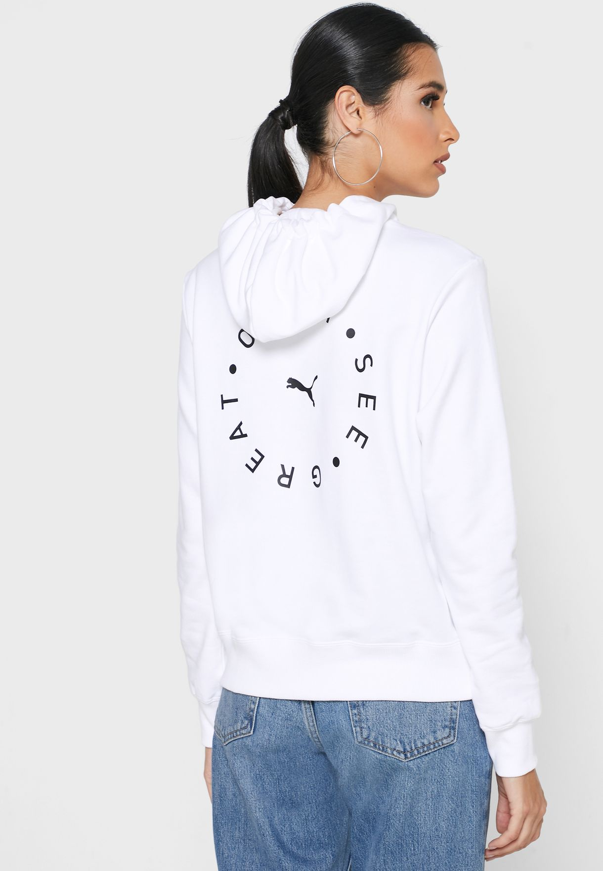 Only See Great Hoodie