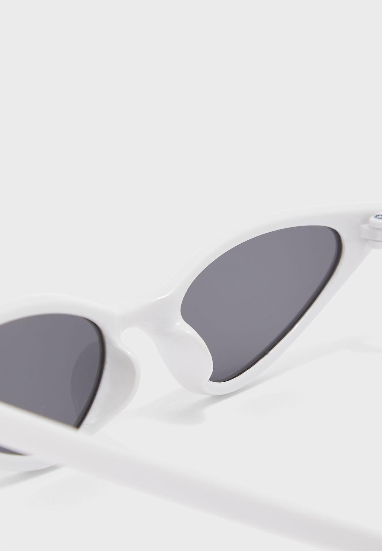 Pointed Catseye Sunglasses