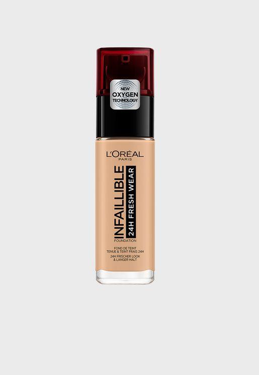Infallible Liquid Foundation - 200 Golden Sand