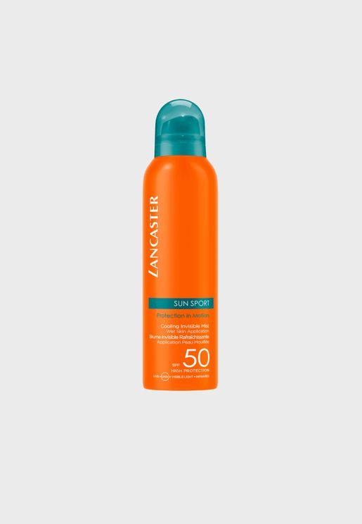 Sun Sport - Cooling Invisible Mist SPF50 200ml