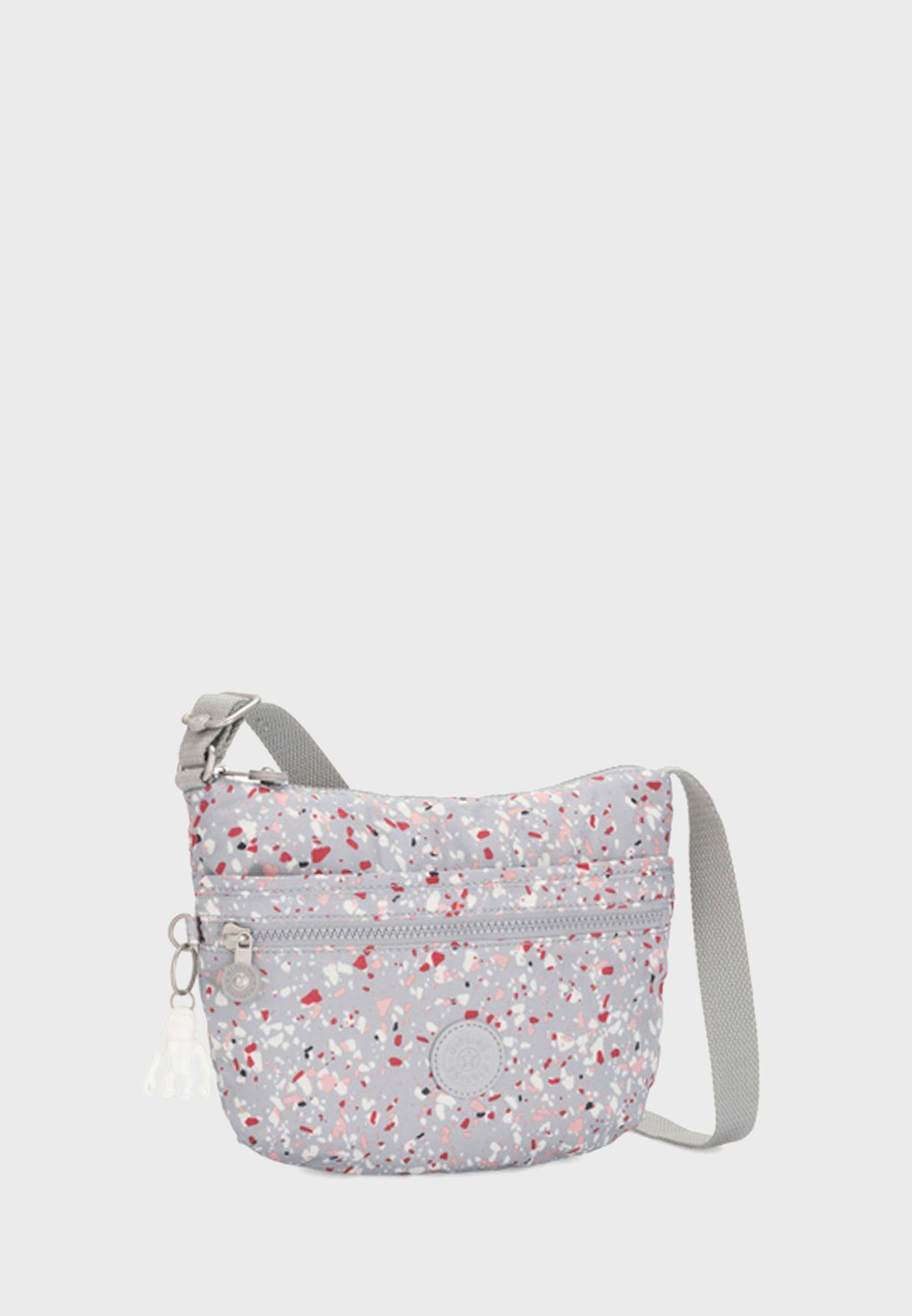 Small Arto Speckled Messenger Bag