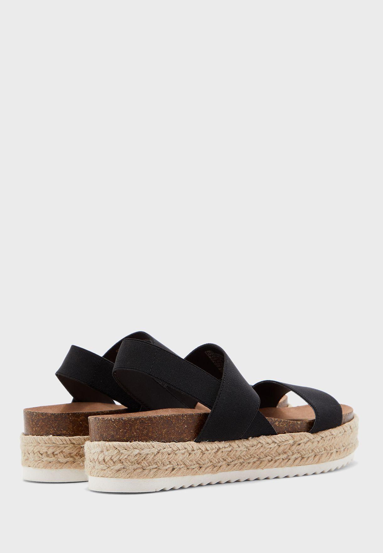 Cybell Slingback Wedge Sandal