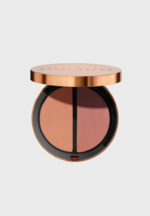 Bronzer Powder Duo