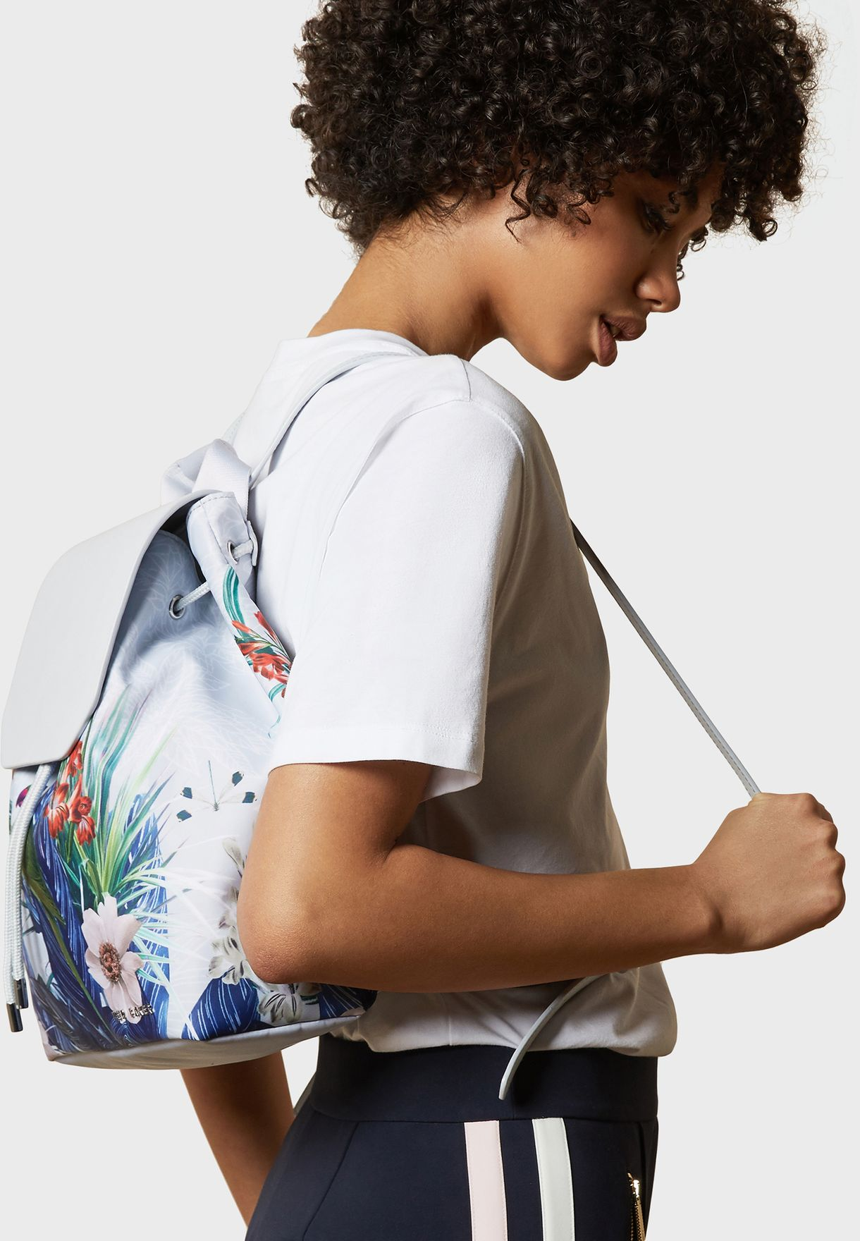 Passha Jamboree Drawstring Backpack