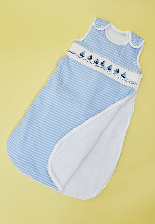 Embroidered Sleeping Bag 2.5 Tog