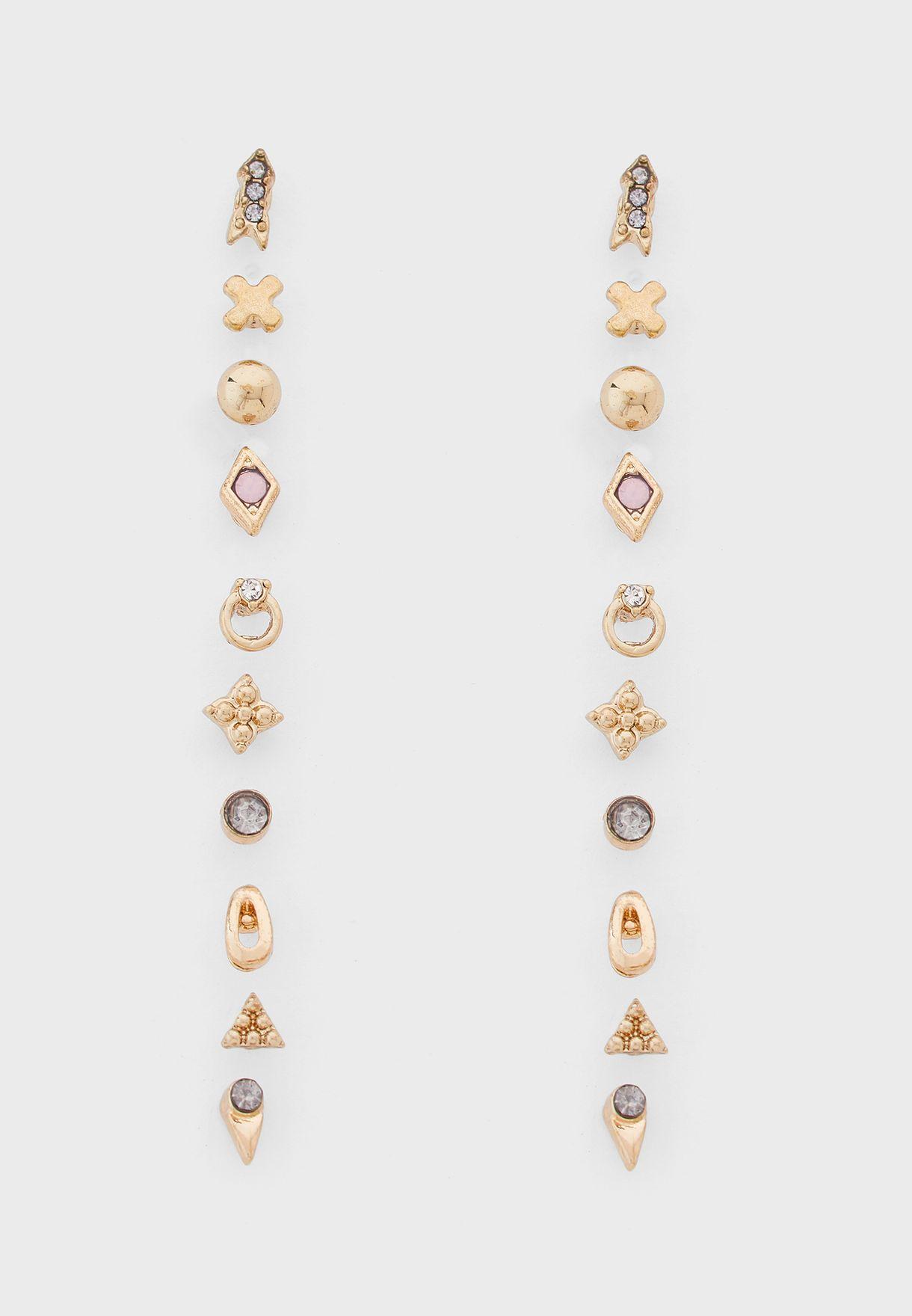 Embellished Earrings Sets