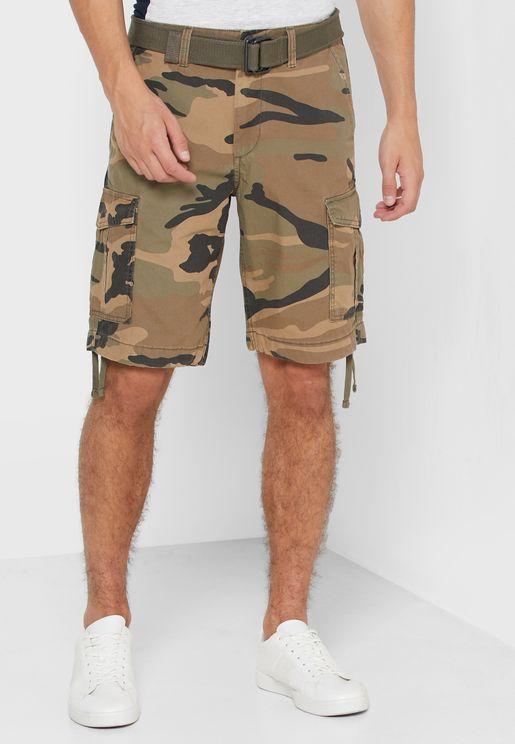 Charlie Cargo Shorts