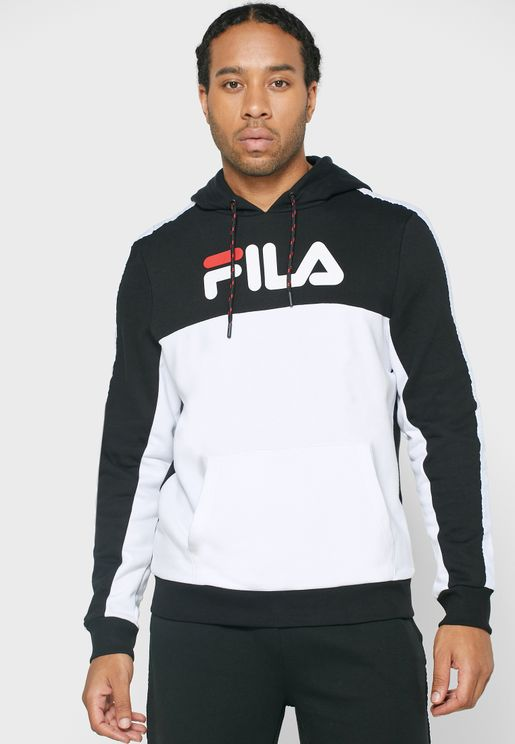 Carson Taped Hoodie