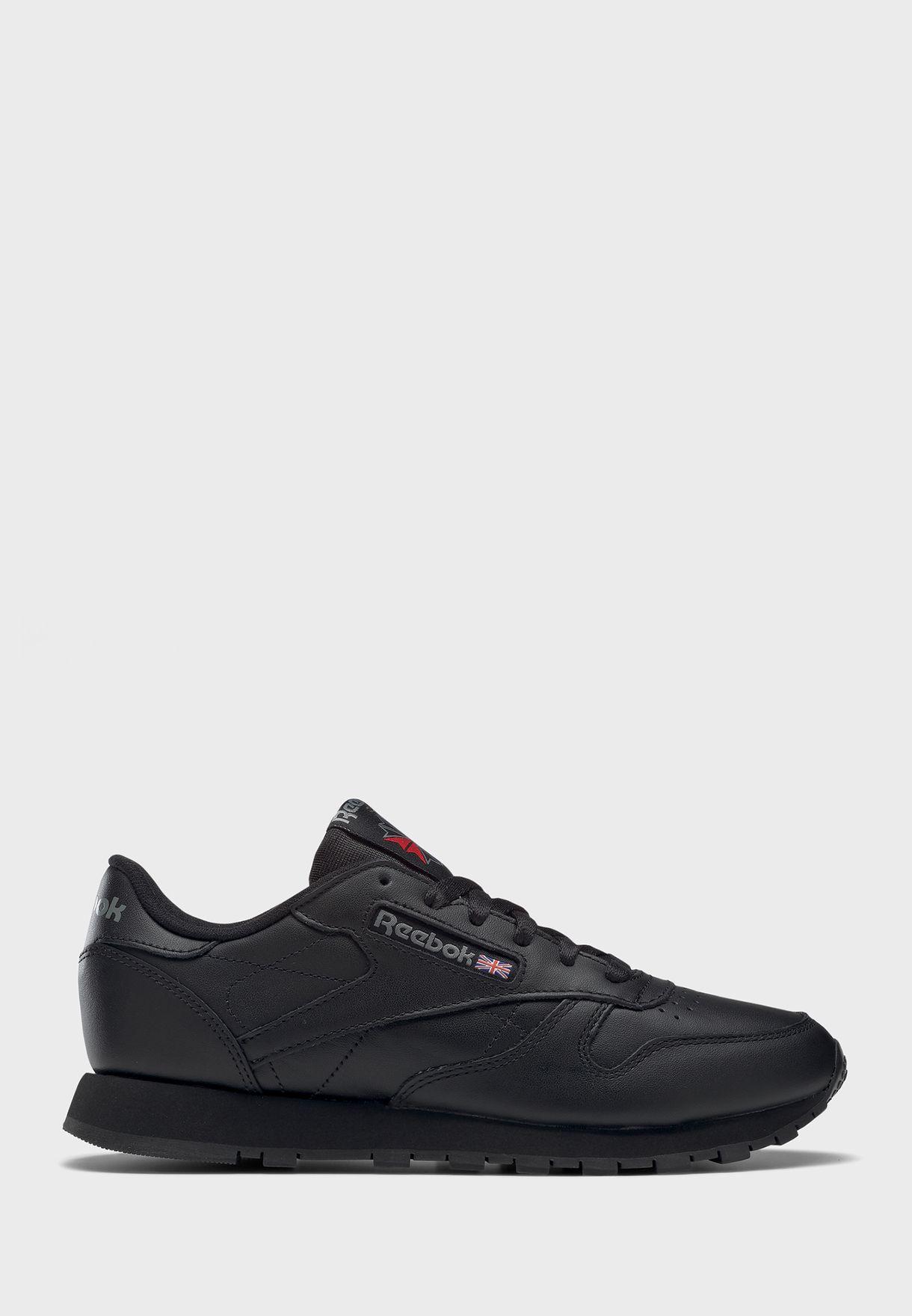 حذاء كلاسيك ليذر