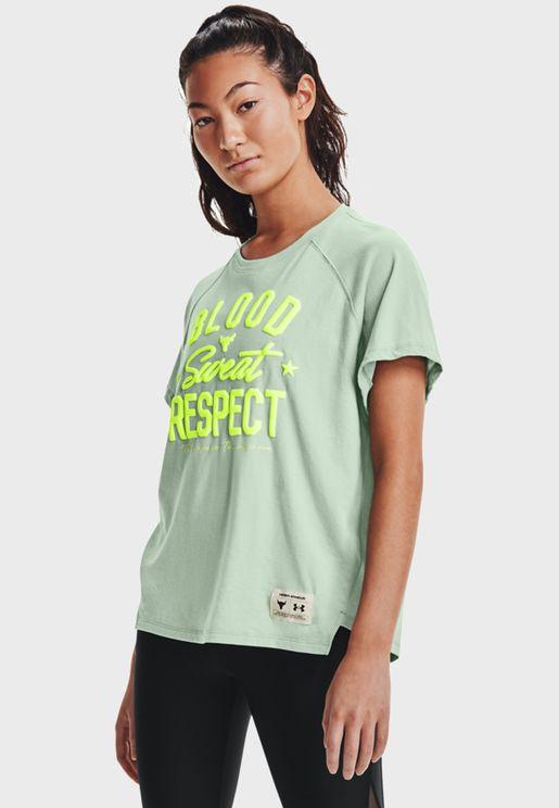 Project Rock BSR T-Shirt