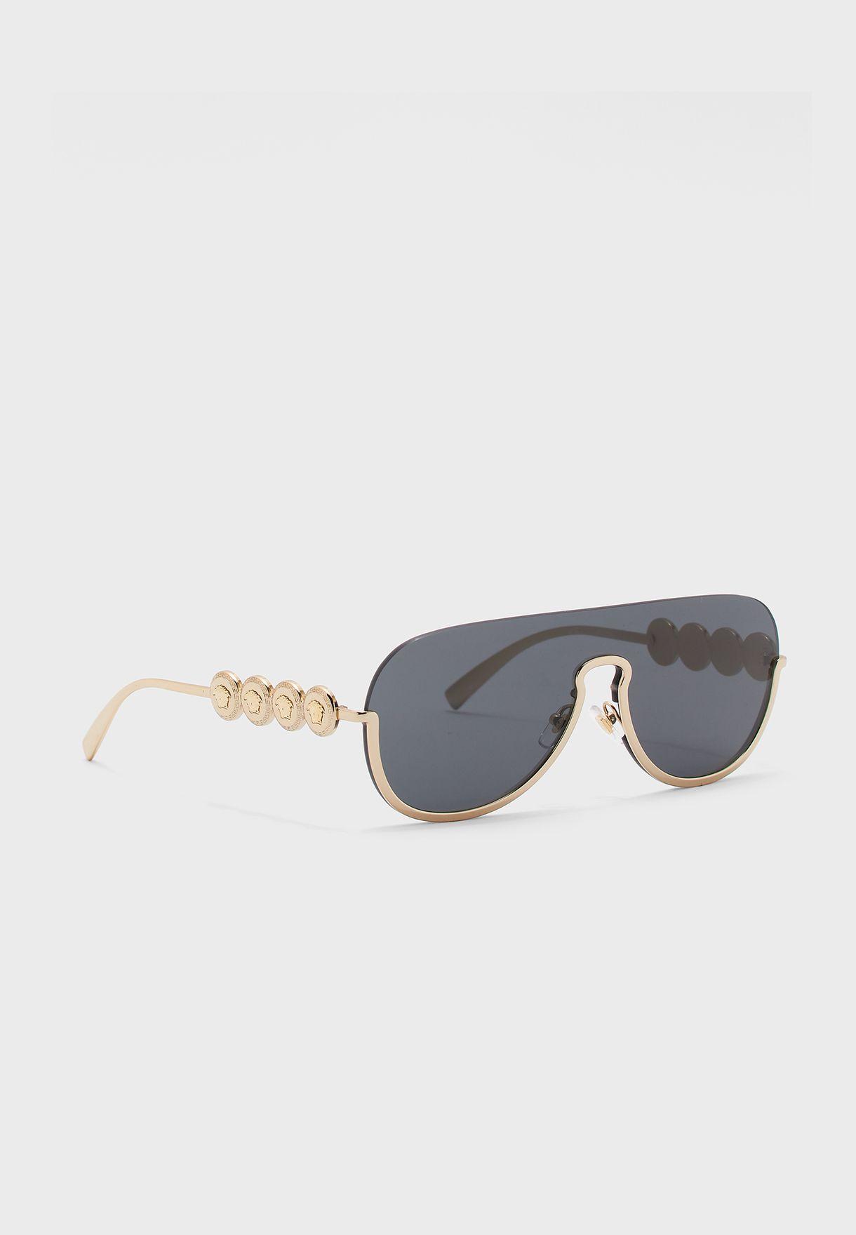 0VE2215 Shield Sunglasses