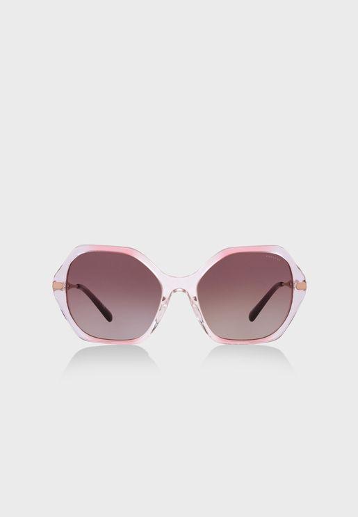 0Hc8315 Oversized Sunglasses
