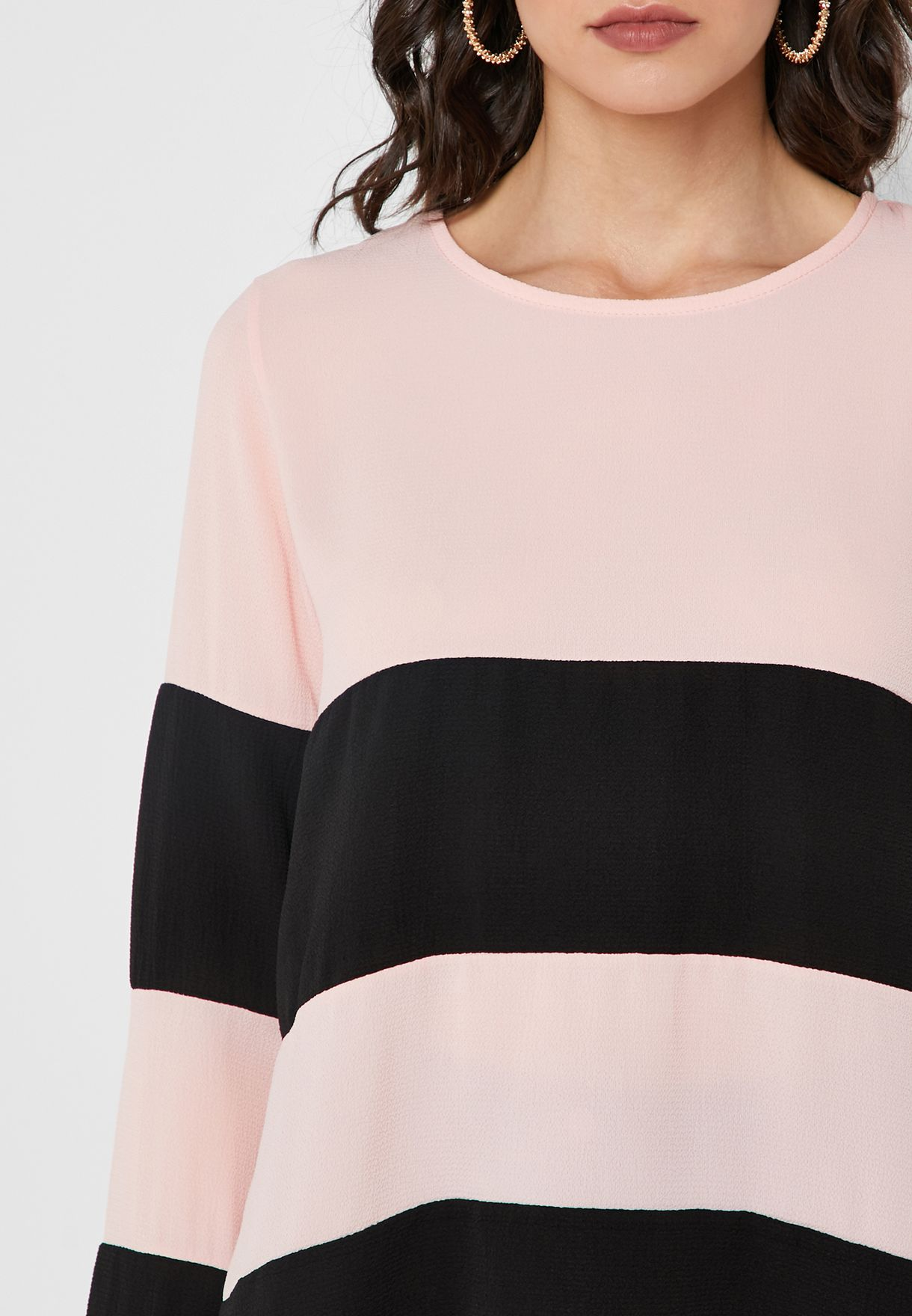 Colourblock Top