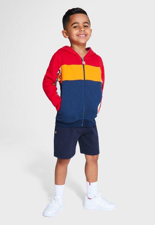 Kids Toyle Shorts