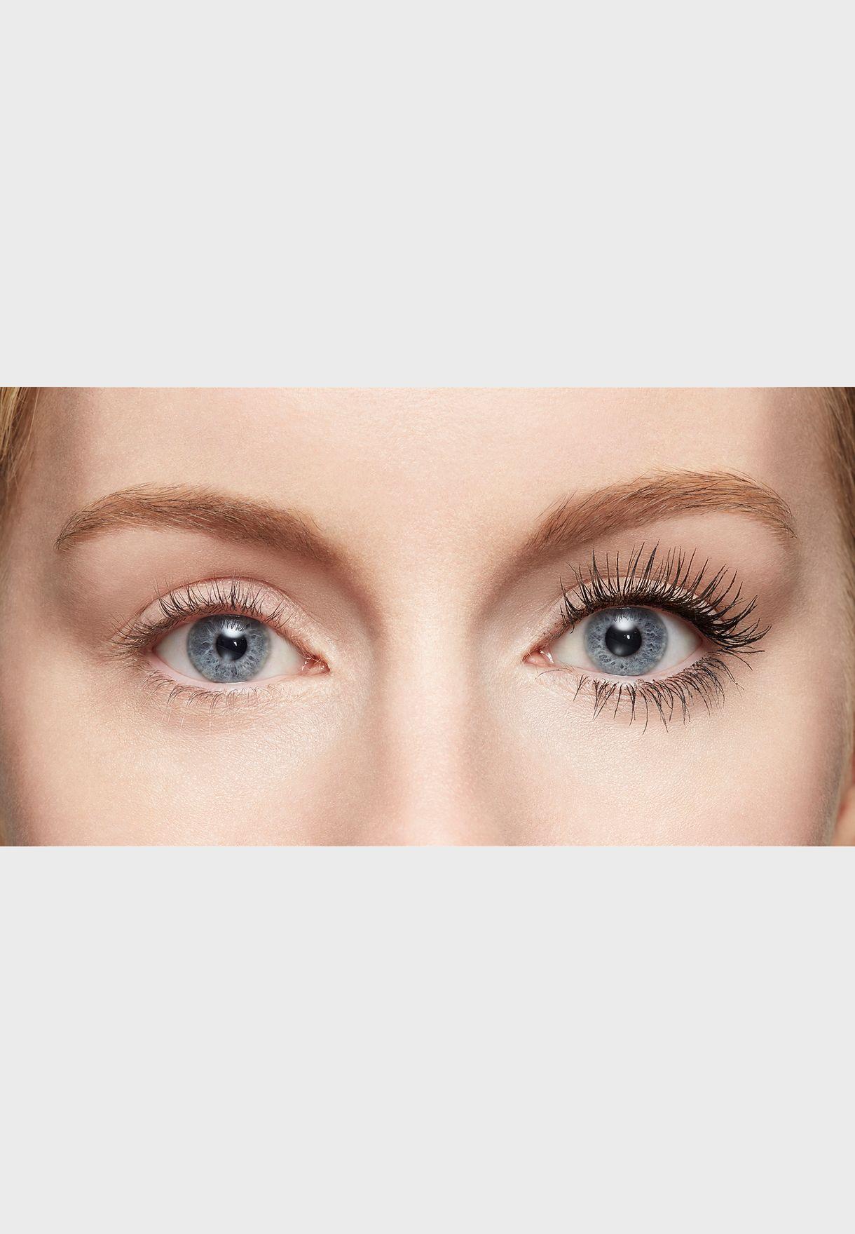 ماسكارا فولس لاش اكس فايبر + محدد عيون مجاني