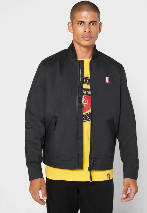 Modern Bomber Jacket