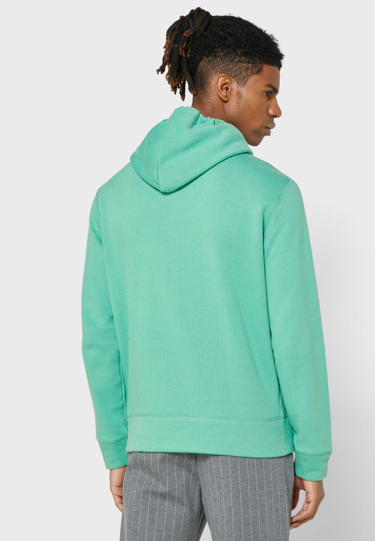 Ralph Lauren Polo Sweater Mens Size Large Beige Quarter