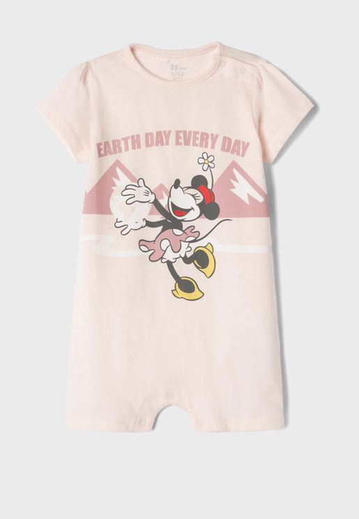 Infant  Minnie Bodysuit