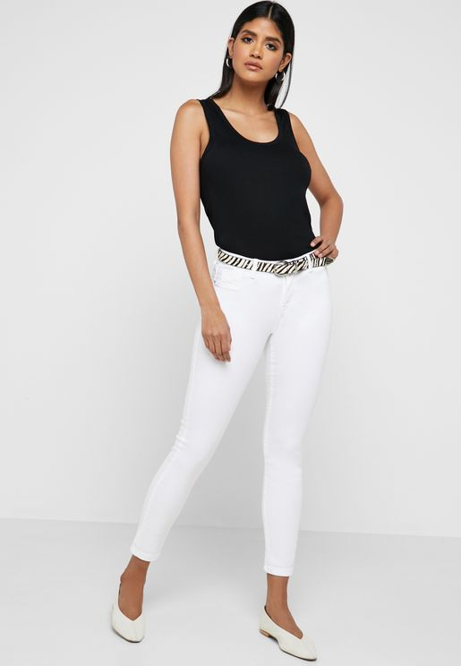 ea64be2d418 Harper Regular Skinny Jeans
