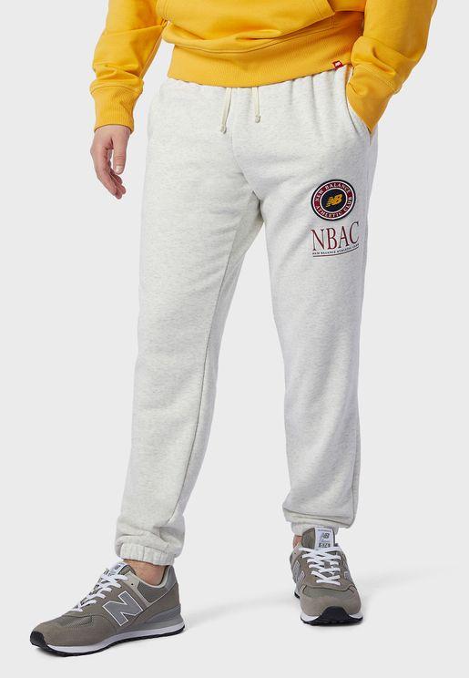 Essential Athletic Club Fleece Sweatpants