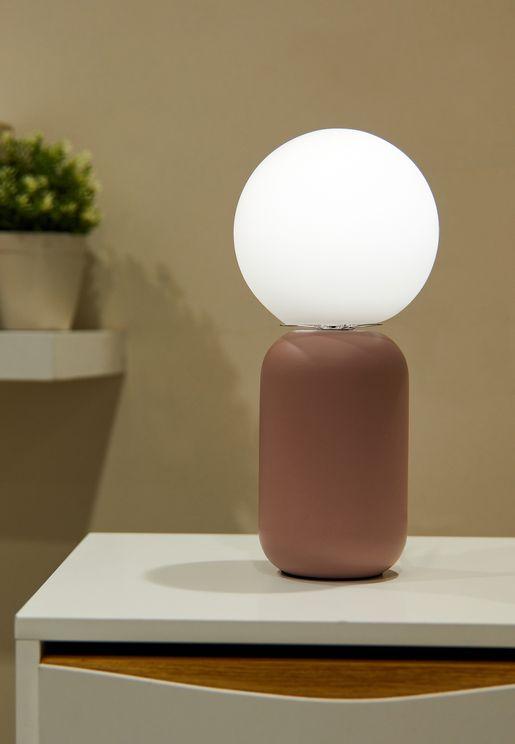 Gala Pink Table Lamp