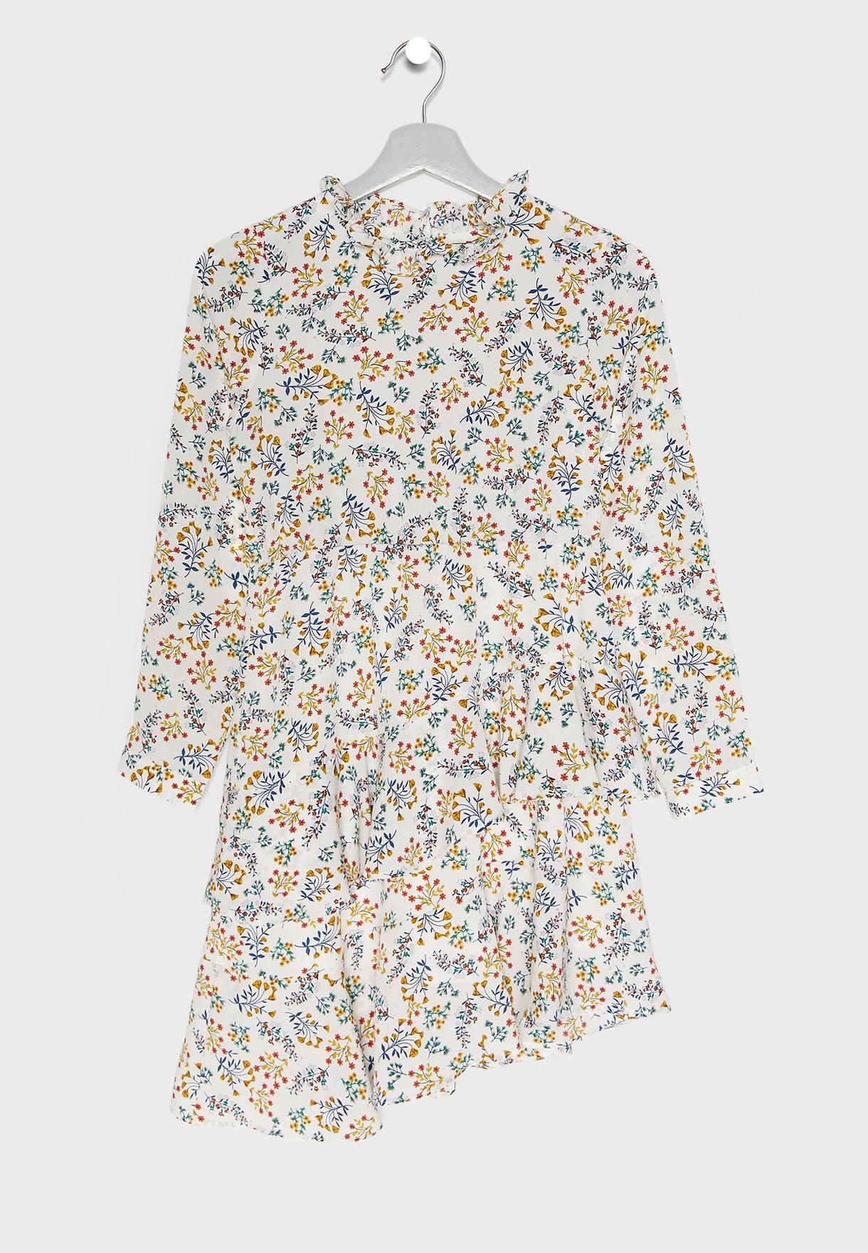 Teen Layered Dress