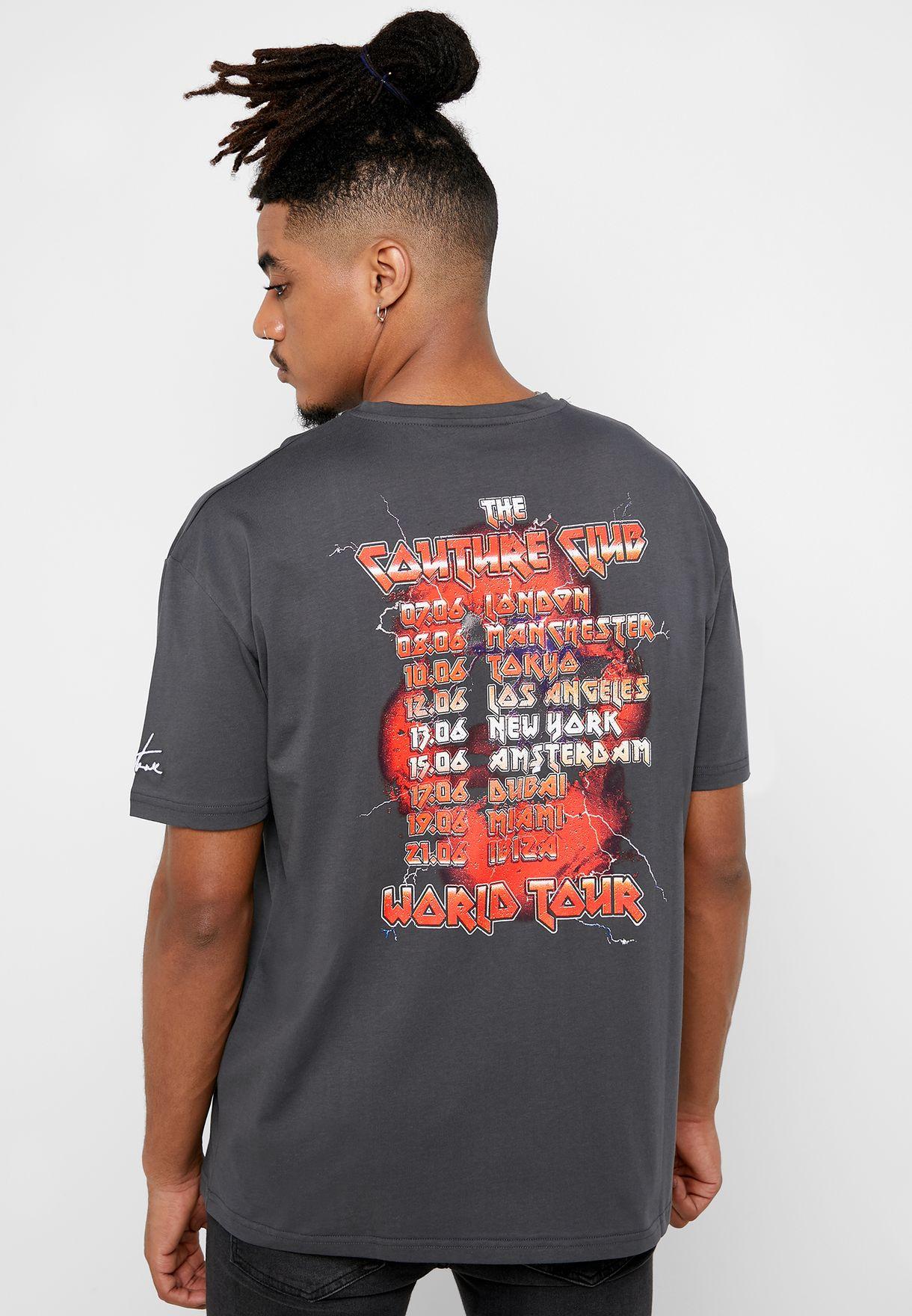 Signature World Tour T-Shirt