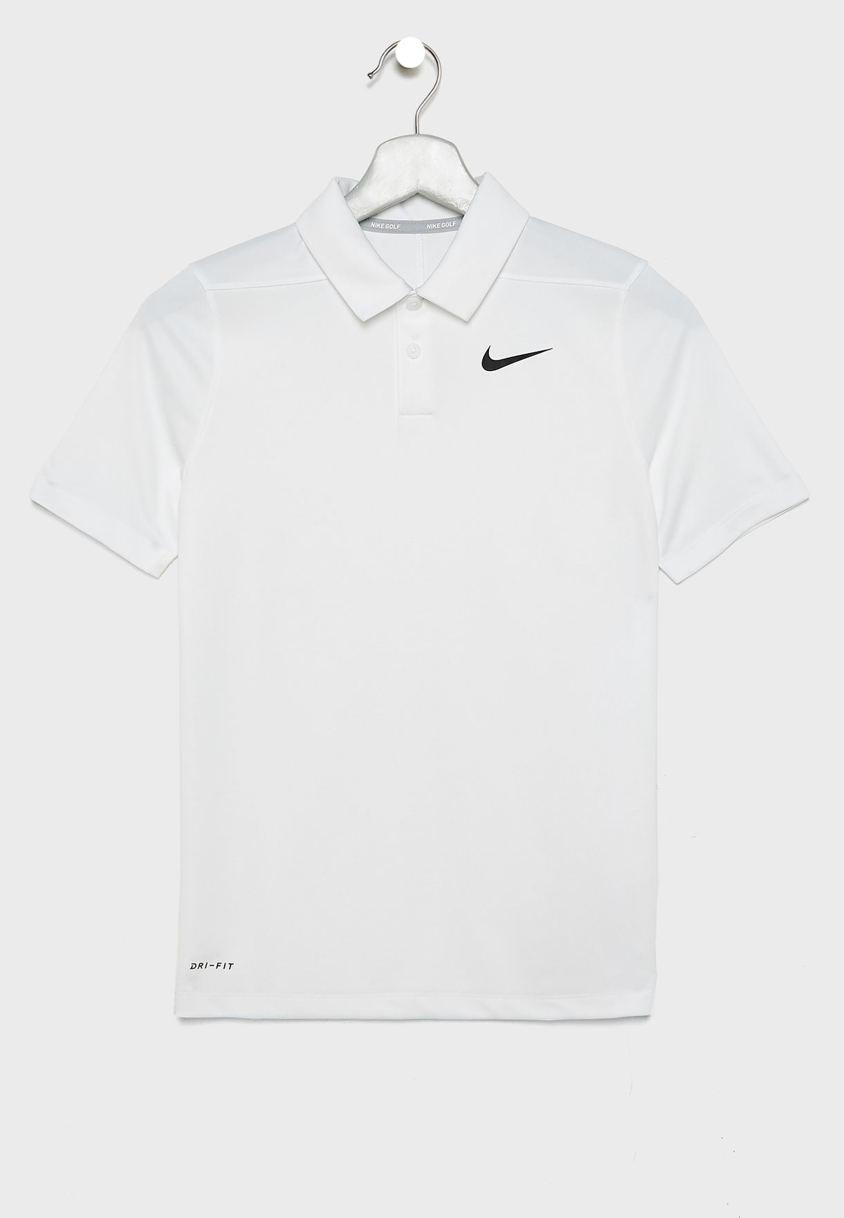 c241930a Shop Nike white Youth Victory Polo AA3334-100 for Kids in UAE ...
