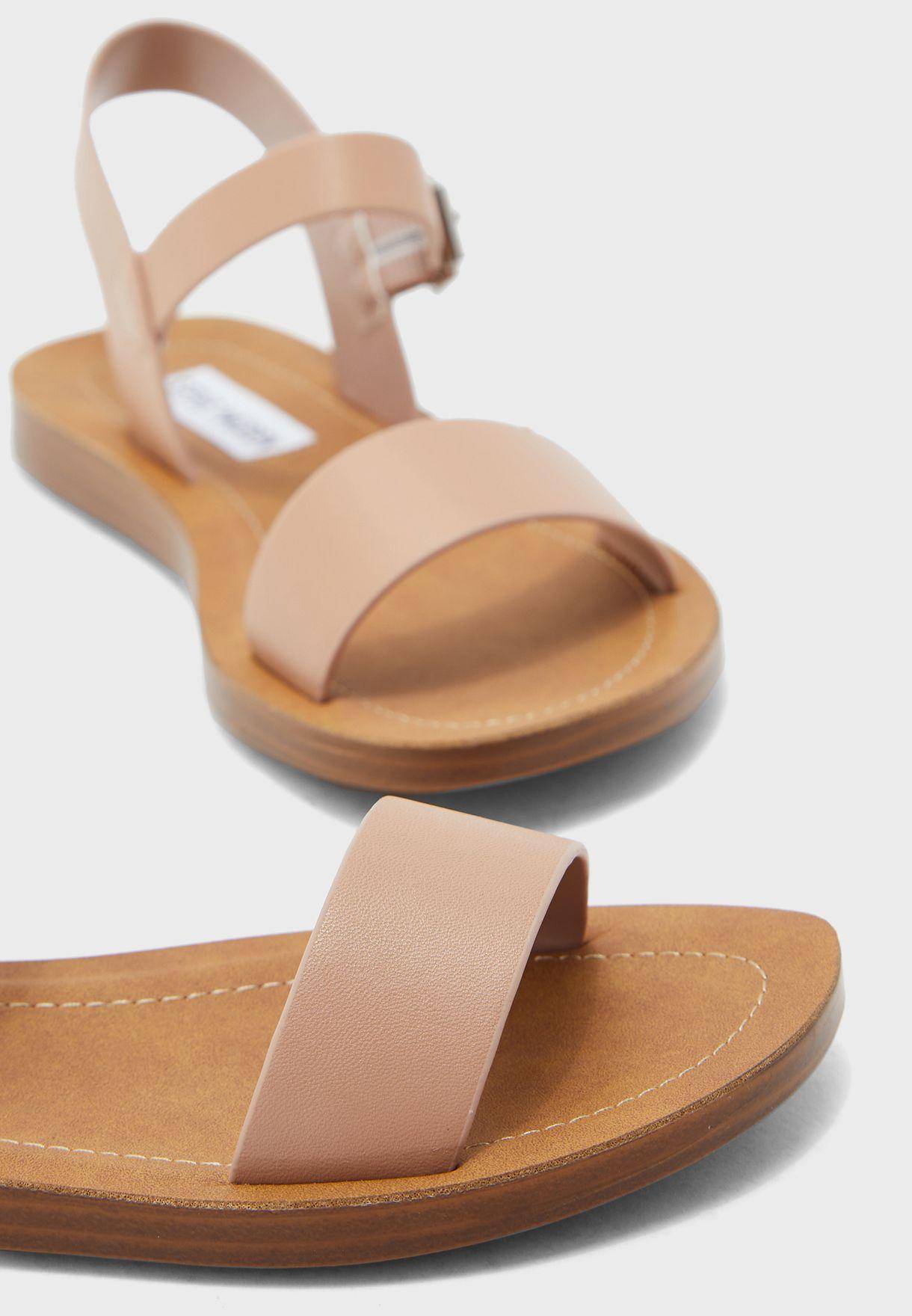 League Flat Sandal